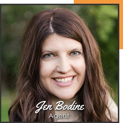 Jen Bodine